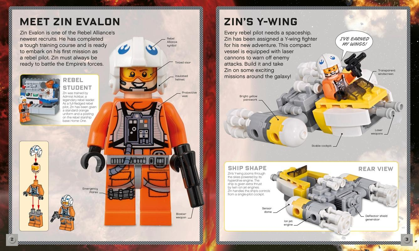 the official stormtrooper training manual lego star wars
