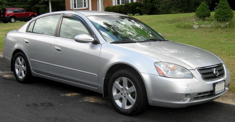 2004 nissan altima service manual