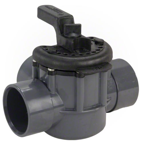 pentair 3 way valve manual