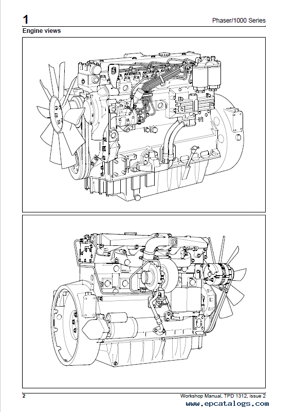 perkins 400 series workshop manual