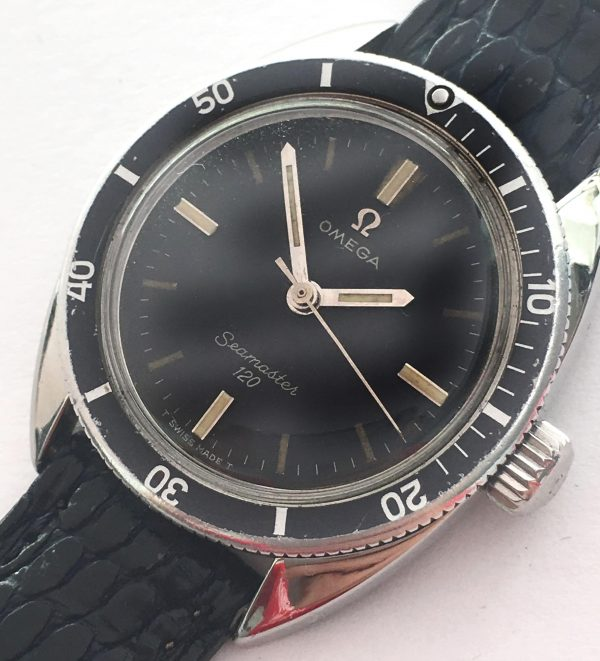 omega seamaster 600 manual wind