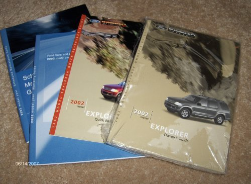 2000 ford explorer owners manual