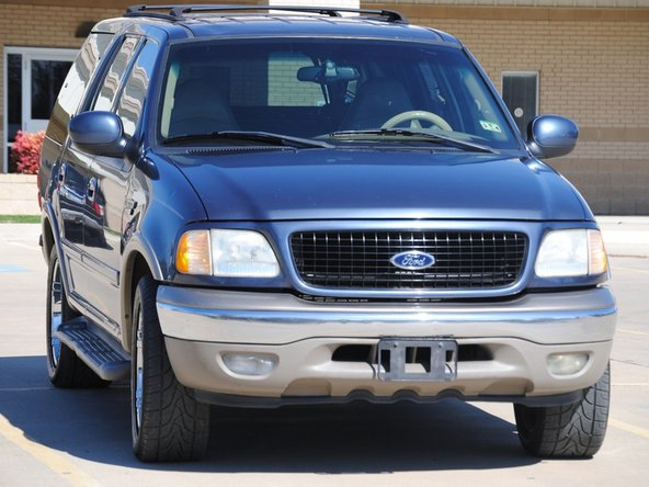 2001 ford expedition eddie bauer owners manual