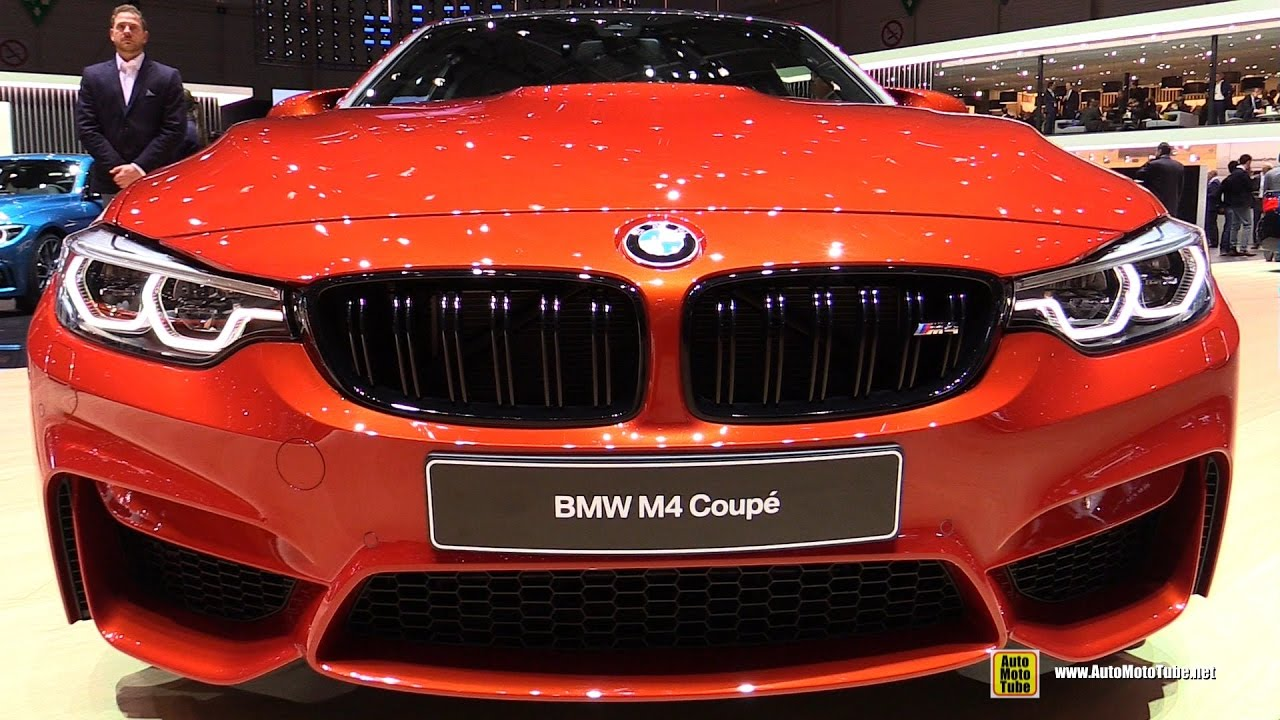 2018 bmw m4 manual coupe