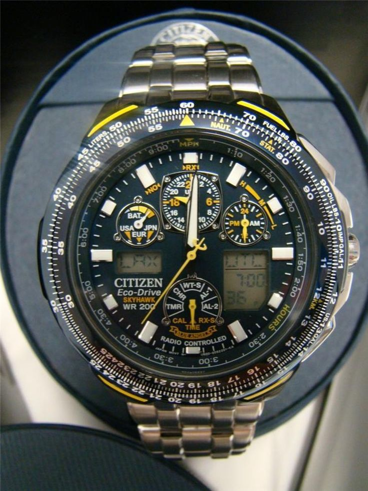 citizen skyhawk blue angels manual