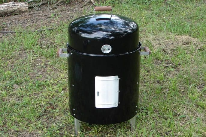 great outdoors smoky mountain series charcoal smoker manual