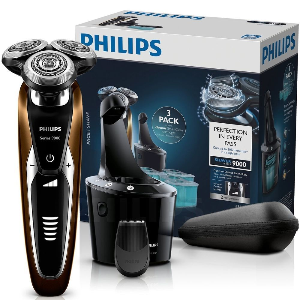 philips 9000 series shaver manual