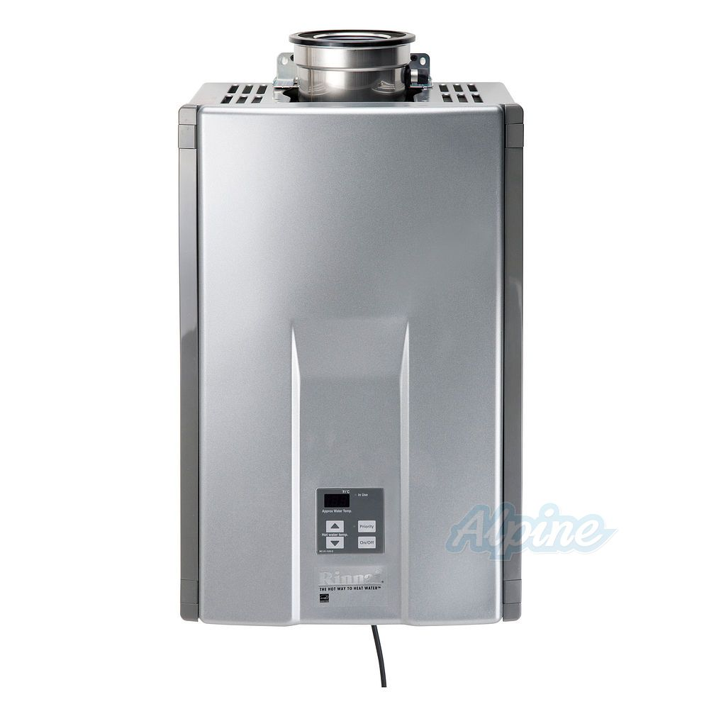 rinnai tankless water heater manual